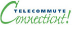 Telecommute Connecticut! Logo
